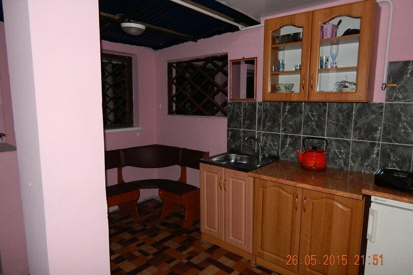 Коттедж в Заозерном, 20 кв.м. на 4 человека, 4 спальни, улица Олега Кошевого, 12, Заозерное - Фотография 1