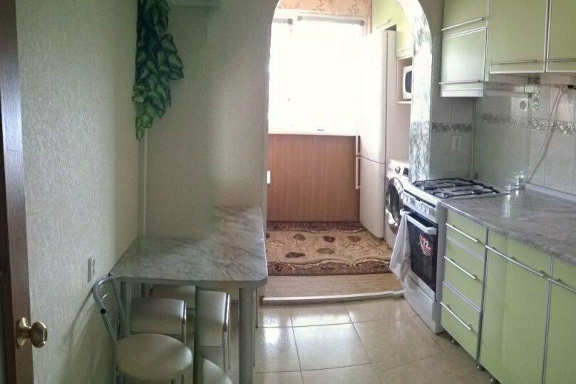 2-комн. квартира, 49 кв.м. на 5 человек, Пионерская улица, 17, Алушта - Фотография 15