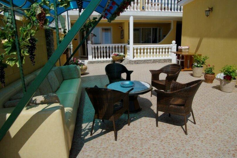 """4-местные """"люкс-студио"""" - первый уровень, вид на море, Терлецкого, 8А, Форос - Фотография 1"""
