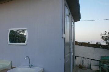 Номера у моря, 18 кв.м. на 10 человек, 4 спальни, Мыс Француженка, район Алчак, Судак - Фотография 4