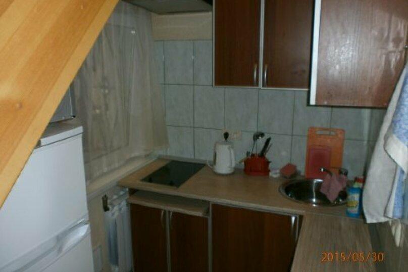 1-комн. квартира, 21 кв.м. на 3 человека, Виноградная улица, 25, Новый Сочи, Сочи - Фотография 5