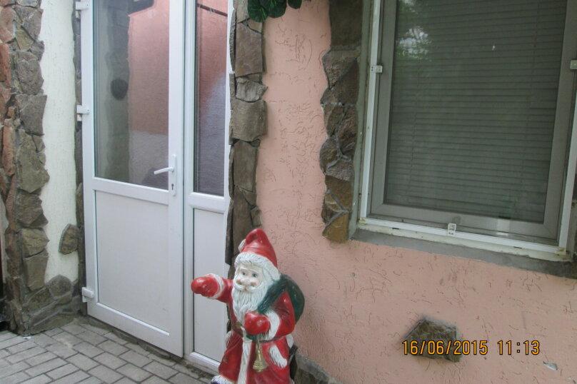 Уютный однокомнатный дом с двориком, 45 кв.м. на 4 человека, 1 спальня, Комсомольская улица, 13, Евпатория - Фотография 12