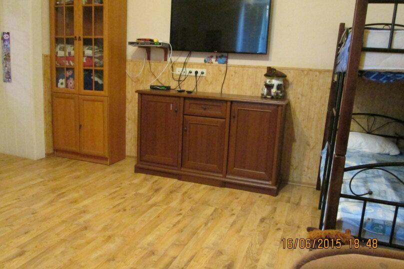 Уютный однокомнатный дом с двориком, 45 кв.м. на 4 человека, 1 спальня, Комсомольская улица, 13, Евпатория - Фотография 7