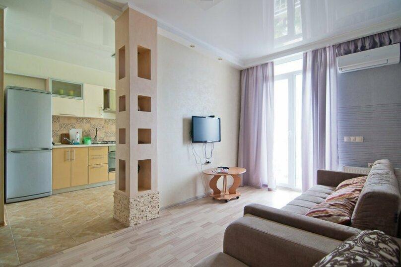 1-комн. квартира, 44 кв.м. на 3 человека, Крепостной переулок, 4Б, Севастополь - Фотография 5