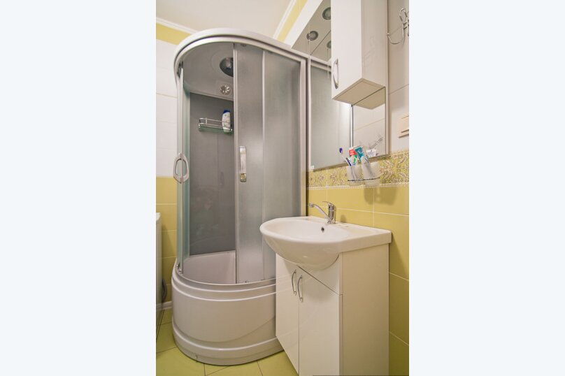 1-комн. квартира, 44 кв.м. на 3 человека, Крепостной переулок, 4Б, Севастополь - Фотография 12