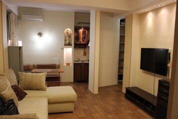 1-комн. квартира, 37 кв.м. на 4 человека, Лысая Гора, 9\2, Сочи - Фотография 1