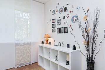 2-комн. квартира, 51 кв.м. на 6 человек, улица Вайнера, Геологическая, Екатеринбург - Фотография 4