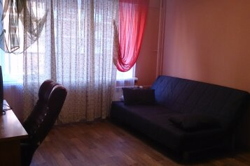 1-комн. квартира, 38 кв.м. на 3 человека, улица Баррикад, Правобережный округ, Иркутск - Фотография 1