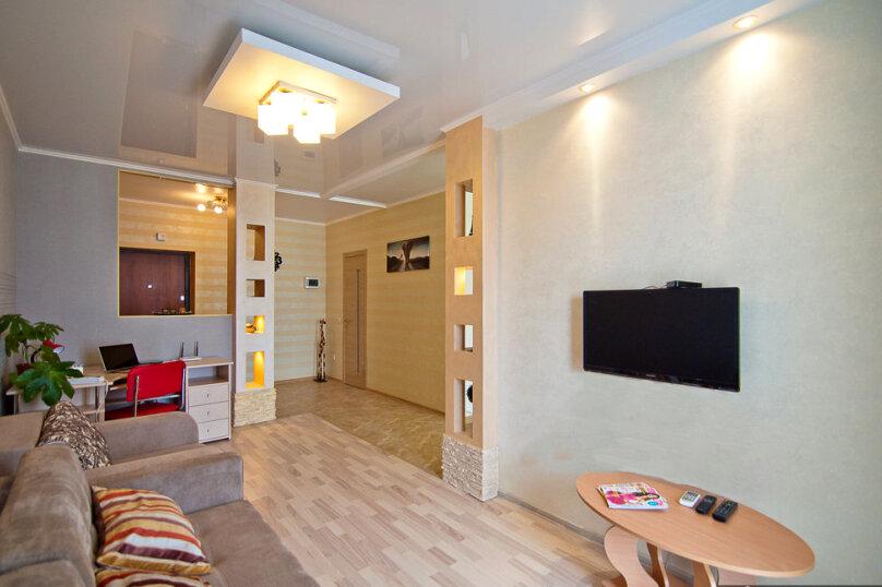 1-комн. квартира, 44 кв.м. на 3 человека, Крепостной переулок, 4Б, Севастополь - Фотография 1