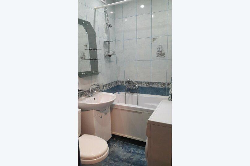 2-комн. квартира, 48 кв.м. на 4 человека, улица Ленина, 45, Алушта - Фотография 6