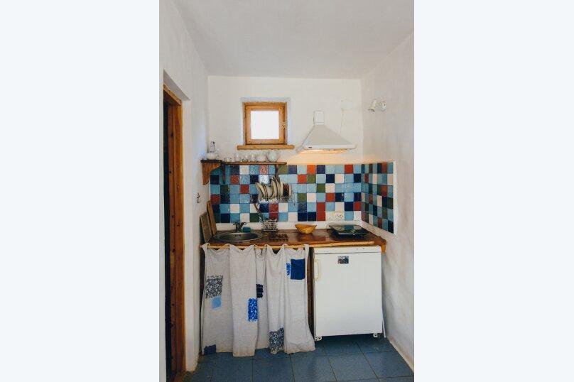 Двухместные номера с двумя раздельными кроватями, улица Блока, 22, Коктебель - Фотография 7