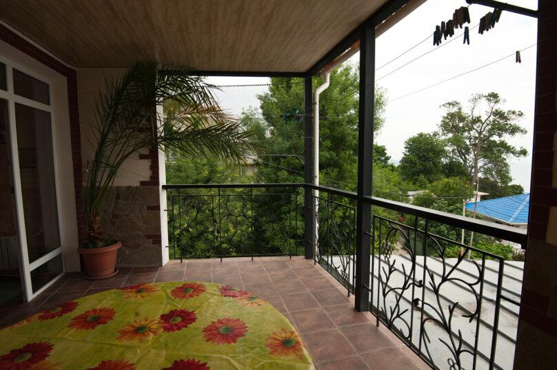 Сдам дом у моря в Алупке, 140 кв.м. на 8 человек, 3 спальни, Приморская улица, 1, Алупка - Фотография 7