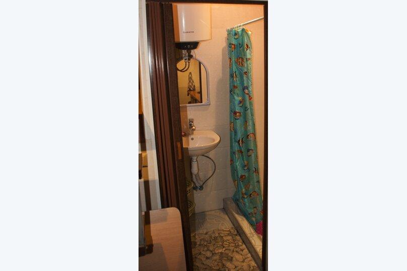 1-комн. квартира, 20 кв.м. на 2 человека, Пионерская улица, 17, Ялта - Фотография 17