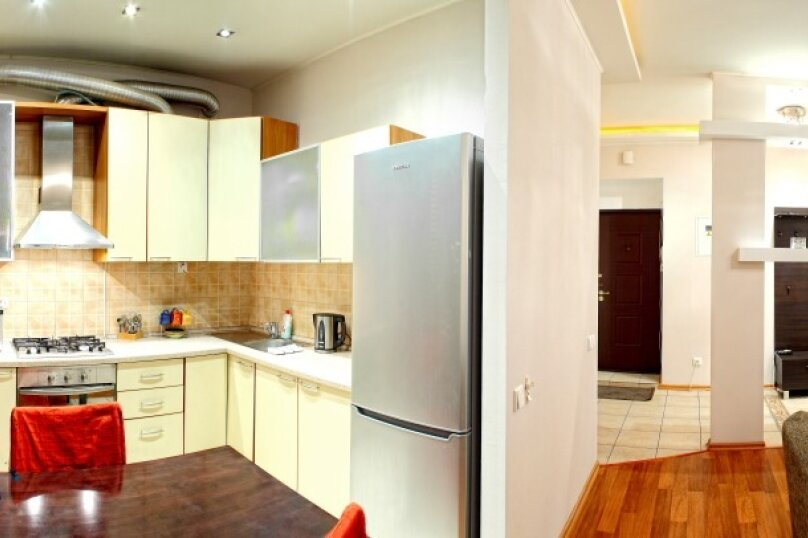 2-комн. квартира, 60 кв.м. на 4 человека, улица Гоголя, 4, Севастополь - Фотография 3
