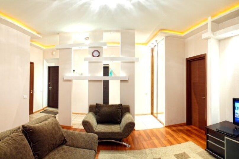 2-комн. квартира, 60 кв.м. на 4 человека, улица Гоголя, 4, Севастополь - Фотография 5