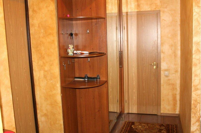 2-комн. квартира, 60 кв.м. на 4 человека, улица Гагарина, 16, метро Комсомольская, Волгоград - Фотография 13