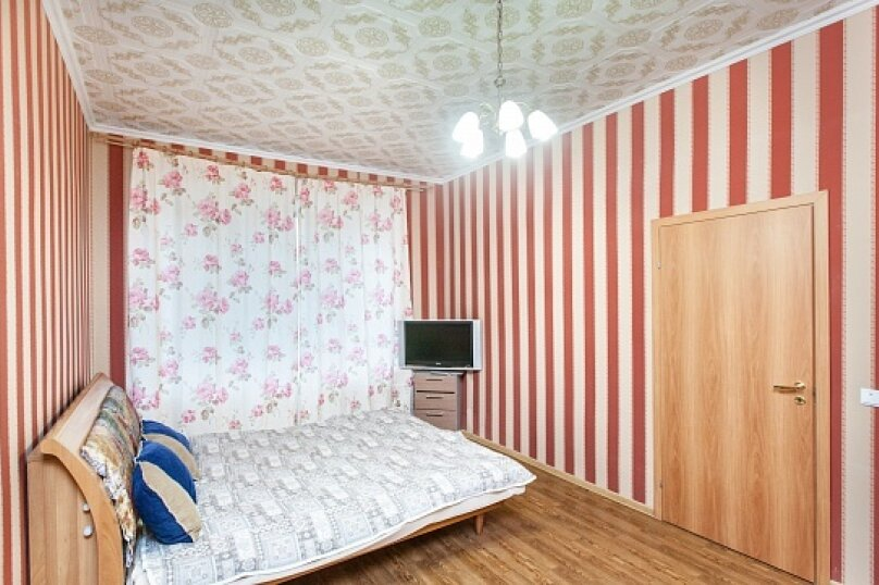 1-комн. квартира на 4 человека, Нагорная улица, 24к1, метро Нагорная, Москва - Фотография 1