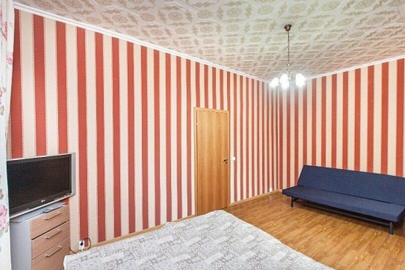 1-комн. квартира на 4 человека, Нагорная улица, 24к1, метро Нагорная, Москва - Фотография 3