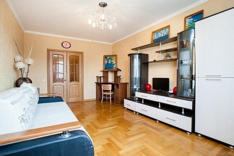 1-комн. квартира, 43 кв.м. на 3 человека, улица Барышиха, 19, метро Митино, Москва - Фотография 3