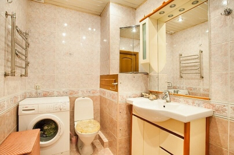 1-комн. квартира, 43 кв.м. на 3 человека, улица Барышиха, 19, метро Митино, Москва - Фотография 6