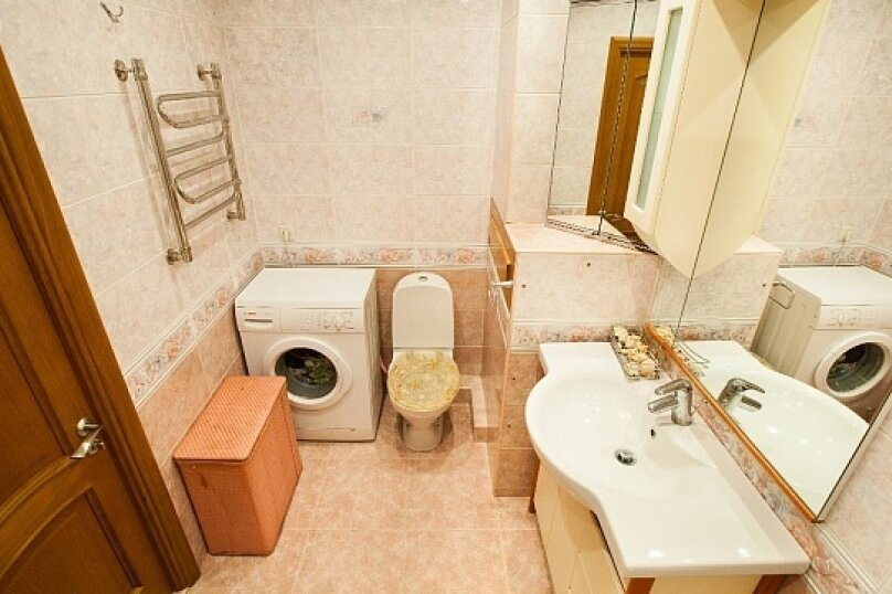 1-комн. квартира, 43 кв.м. на 3 человека, улица Барышиха, 19, метро Митино, Москва - Фотография 7