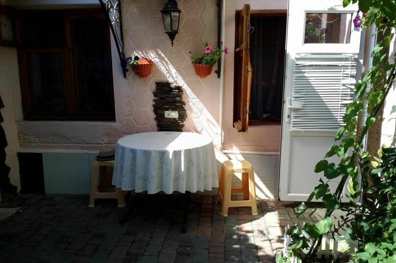 Уютный однокомнатный дом №2 на 2-3 человека, 30 кв.м. на 3 человека, 1 спальня, Комсомольская улица, 13, Евпатория - Фотография 2