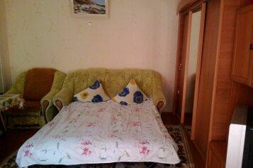 Уютный однокомнатный дом на 2-3 человека, 30 кв.м. на 3 человека, 1 спальня, Комсомольская улица, Евпатория - Фотография 1