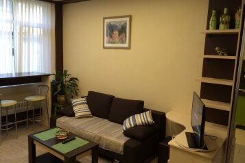 1-комн. квартира, 40 кв.м. на 4 человека, улица Чехова, 21А, Ялта - Фотография 4