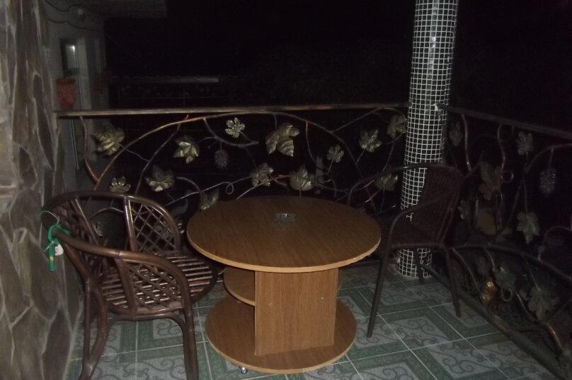 1-комн. квартира, 20 кв.м. на 2 человека, Красномаякская, 1А, Симеиз - Фотография 14