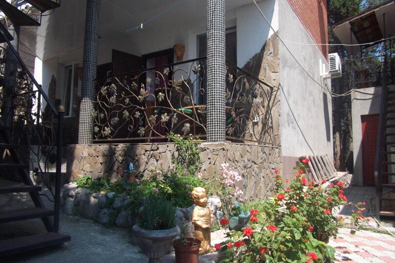 1-комн. квартира, 20 кв.м. на 2 человека, Красномаякская, 1А, Симеиз - Фотография 18