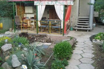 Комфортабельный дом для отдыха, 100 кв.м. на 6 человек, 3 спальни, Раздольненское шоссе, Евпатория - Фотография 1
