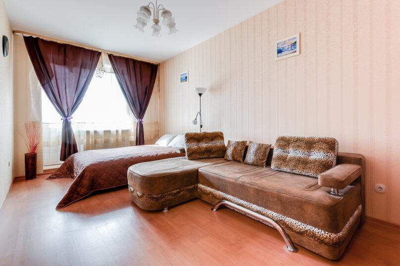 1-комн. квартира, 42 кв.м. на 4 человека, Будапештская, 7, Санкт-Петербург - Фотография 3