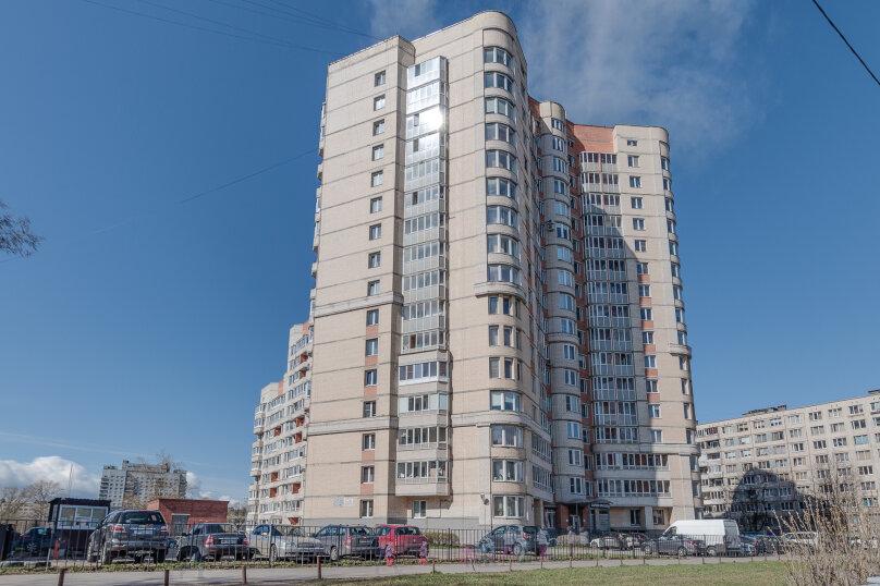 1-комн. квартира, 48 кв.м. на 4 человека, Будапештская, 7, Санкт-Петербург - Фотография 19