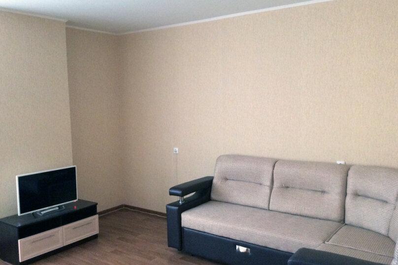 1-комн. квартира, 45 кв.м. на 2 человека, улица Дмитрия Шамшурина, 1, Новосибирск - Фотография 1