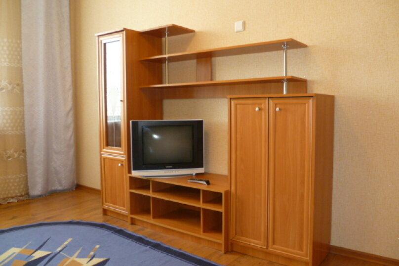 2-комн. квартира, 63 кв.м. на 4 человека, Красный проспект, 30, Новосибирск - Фотография 1