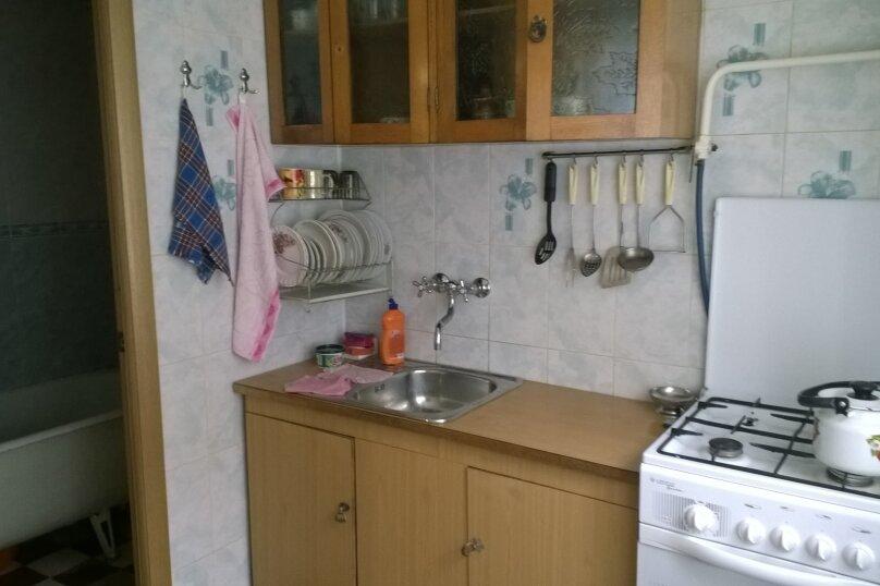 3-комн. квартира, 55 кв.м. на 6 человек, Курская улица, 47, Лазаревское - Фотография 3
