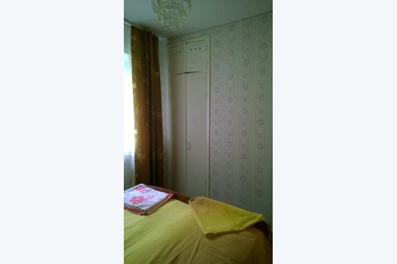 3-комн. квартира, 55 кв.м. на 6 человек, Курская улица, 47, Лазаревское - Фотография 6