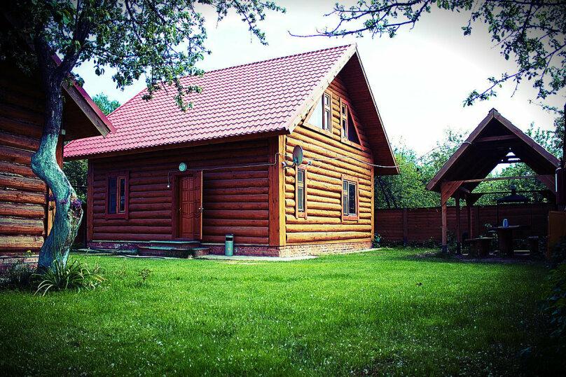 Комфортный коттедж из сруба (№1), 120 кв.м. на 14 человек, 2 спальни, Таежная улица, 2А, Казань - Фотография 1