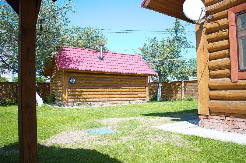 Комфортный коттедж из сруба (№1), 120 кв.м. на 14 человек, 2 спальни, Таежная улица, 2А, Казань - Фотография 2