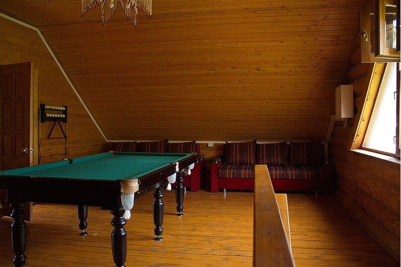 Комфортный коттедж из сруба (№1), 120 кв.м. на 14 человек, 2 спальни, Таежная улица, 2А, Казань - Фотография 6