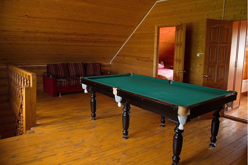 Комфортный коттедж из сруба (№1), 120 кв.м. на 14 человек, 2 спальни, Таежная улица, 2А, Казань - Фотография 7