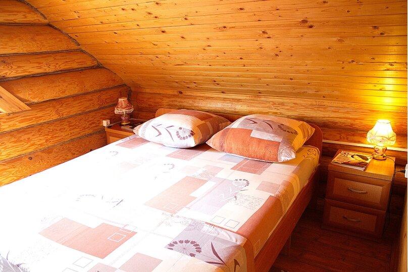Комфортный коттедж из сруба (№1), 120 кв.м. на 14 человек, 2 спальни, Таежная улица, 2А, Казань - Фотография 8