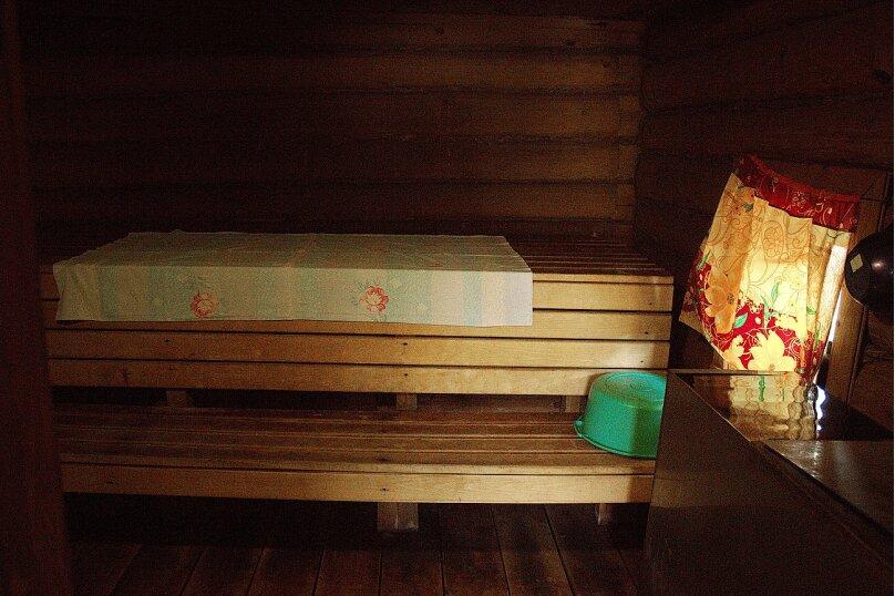 Комфортный коттедж из сруба (№1), 120 кв.м. на 14 человек, 2 спальни, Таежная улица, 2А, Казань - Фотография 20
