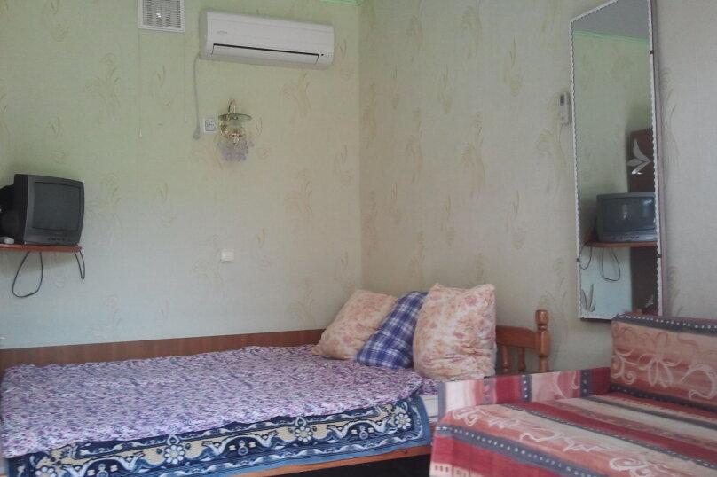 Трехместный номер, Народная улица, 16, Динамо, Феодосия - Фотография 1