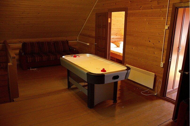 Комфортный коттедж из сруба, 120 кв.м. на 14 человек, 2 спальни, Таежная улица, 2А, Казань - Фотография 16