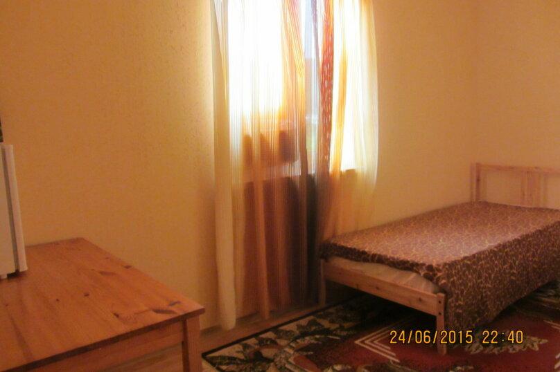 Полулюкс №3  трехместный, Кубанская улица, 6, Новомихайловский - Фотография 2