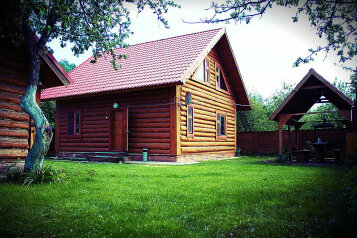 Комфортный коттедж из сруба (№1), 120 кв.м. на 14 человек, 2 спальни, Таежная улица, Казань - Фотография 1