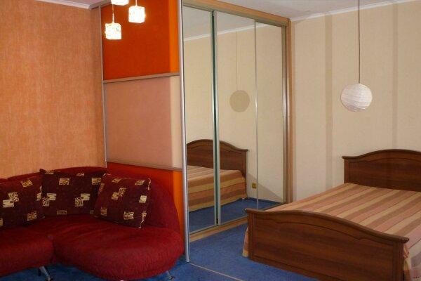2-комн. квартира, 46 кв.м. на 4 человека, улица Доватора, 42, Советский район, Челябинск - Фотография 1