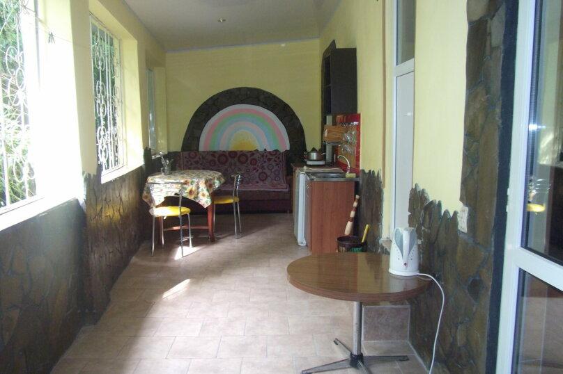 Уединенный номер на  семью, Красномаякская улица, 1А, Симеиз - Фотография 2
