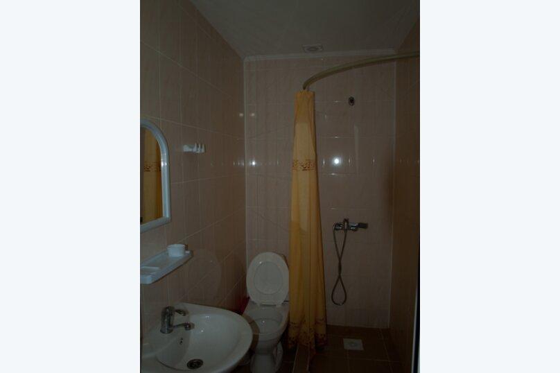 Номер 2-х-местный «Полулюкс», улица Волошина, , Береговое, Феодосия - Фотография 2